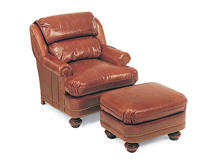 1042 Blayne Chair & 1043 Blayne Ottoman