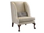 1351-17 Alexia Wing Chair