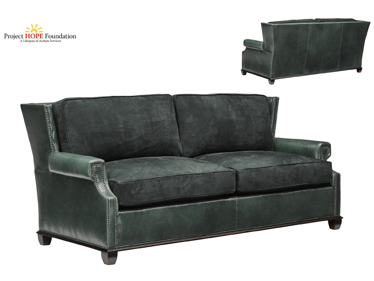 1480 Tux Sofa (Project HOPE Foundation Collection)