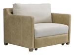1741-40S Brooklyn Twin Sleeper Chair & 1/2