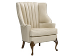 1782 Cameo Wing Chair (Greenbrier Lifestyle Collection)