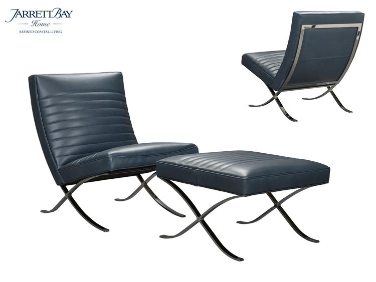 211-02 Wahoo Chair / 211-03 Wahoo Ottoman