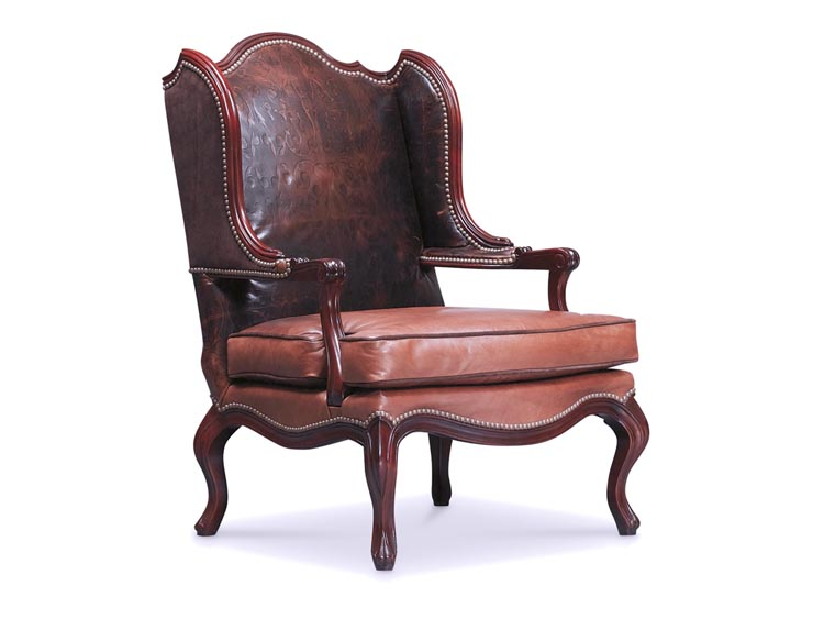 2242 Benedict Wing Chair