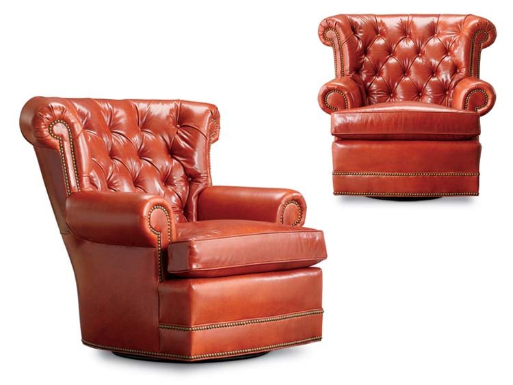 2332-18 Townsend Swivel Chair