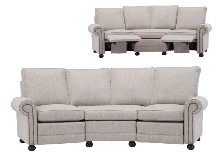 2520/REC2ANG Austin Angled Reclining Sofa