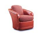 2722 Louise Swivel Chair