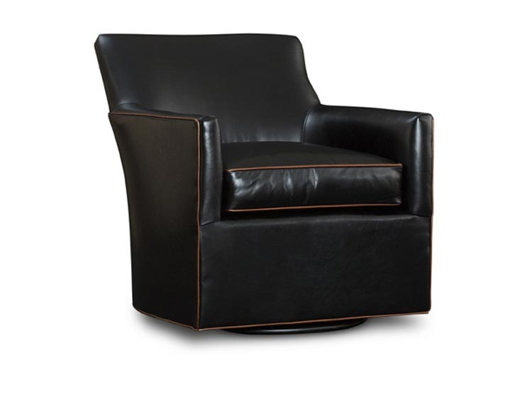 2842 Zander Swivel Chair - QS Frame