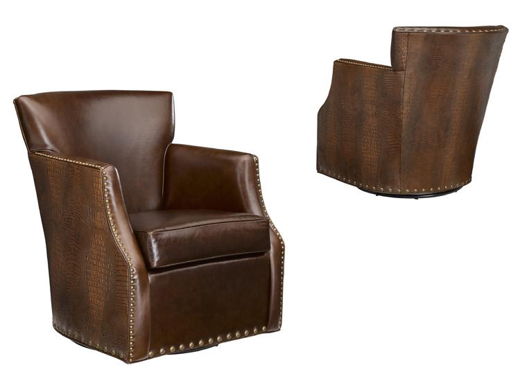 2852-SW Tate Swivel Chair - QS Frame