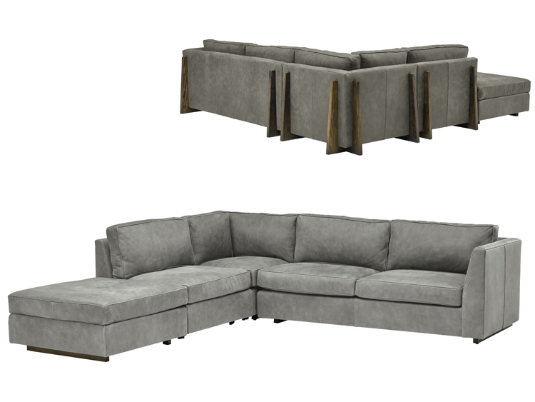 3440 Rockies Sectional