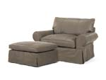 3571 Louisa Chair & 1/2