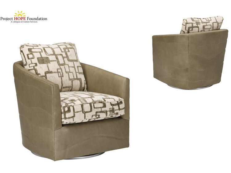 4112 Float Swivel Chair (Project HOPE Foundation Collection)