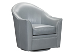 4532 Boathouse Swivel Chair (Jarrett Bay Home Collection)
