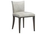 4829L-10 Charlie Low Back Side Chair - QS Frame