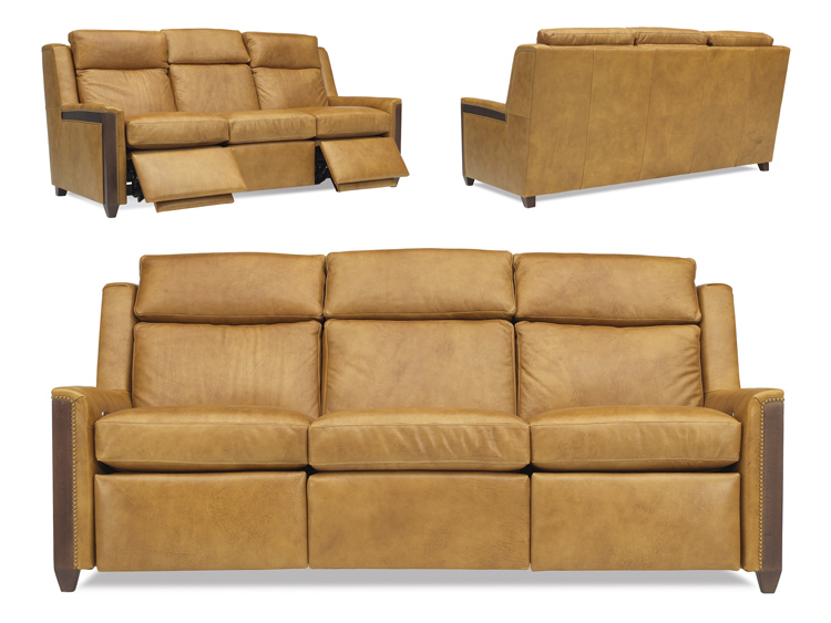 530-FMN Oasis Reclining Sofa