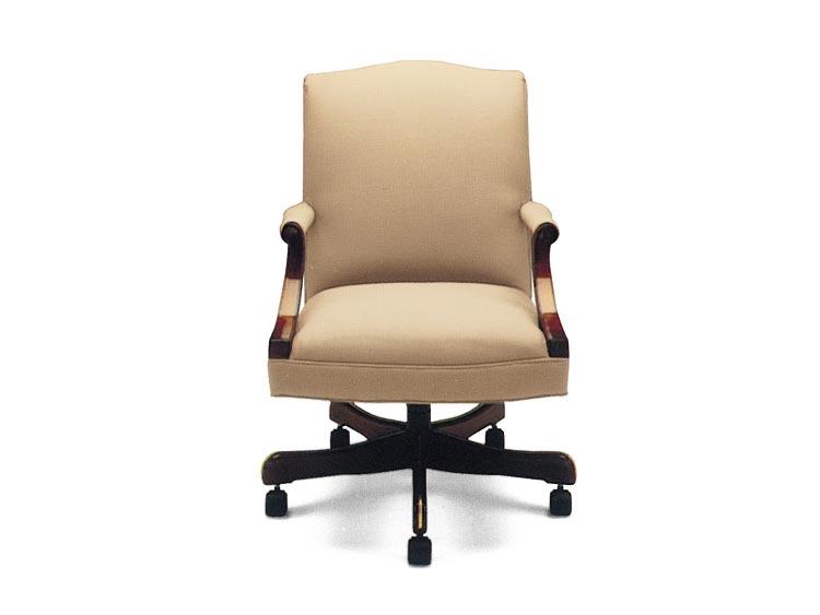 7072 Richmond Low Back Tilt Swivel Chair - QS Frame