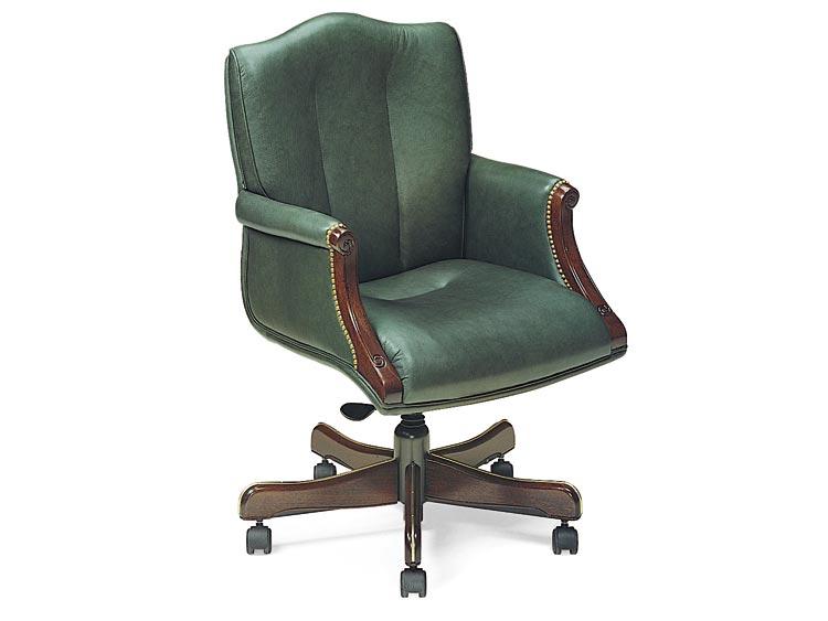 7603-UA Harvard Tilt Swivel Chair