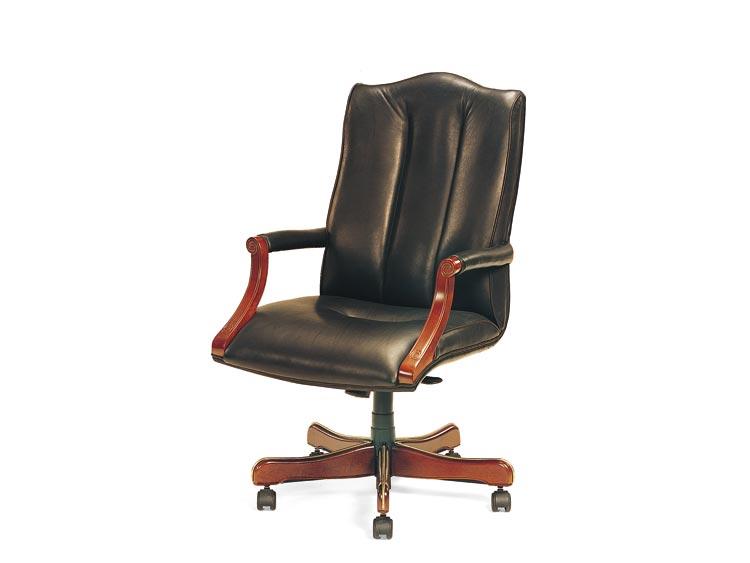 7603H-OA Harvard High Back Tilt Swivel Chair