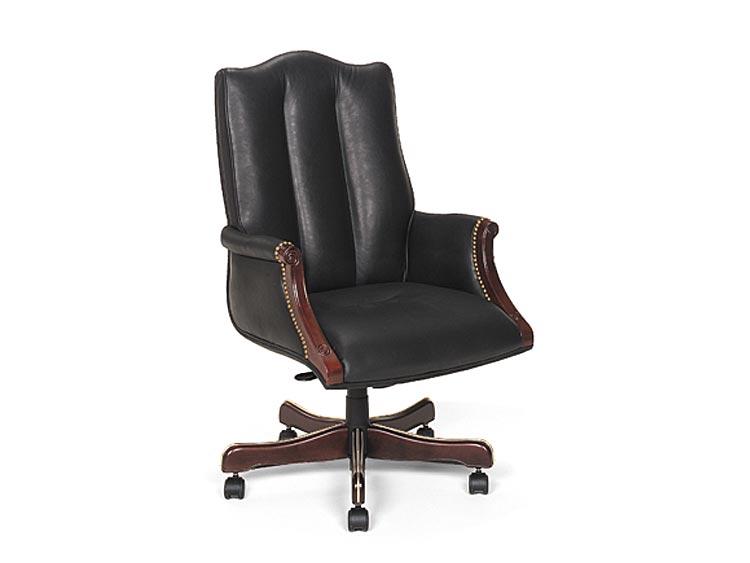 7603H-UA Harvard High Back Tilt Swivel Chair