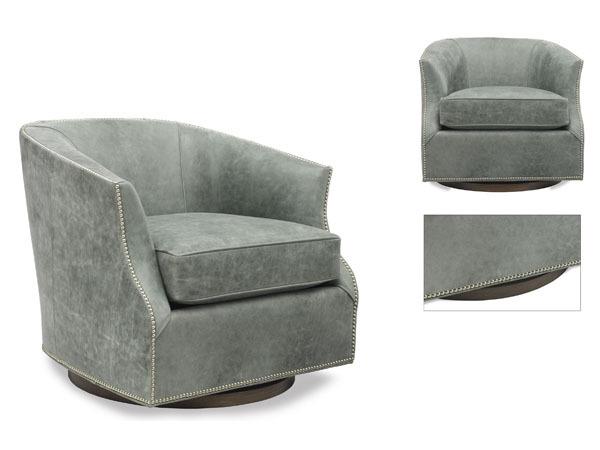1612-17SW Alexandria Swivel Chair